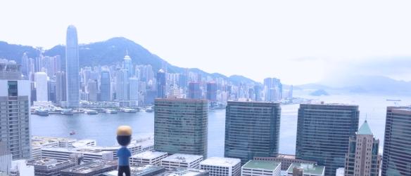 Cuson in Hong Kong